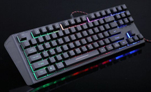 87 Keys Gaming Keyboard, Mini Gaming Keyboard