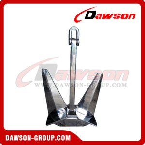 Нержавеющая сталь 316 N-Pool Boat Anchor / SS 316 Marine Ship Anchor