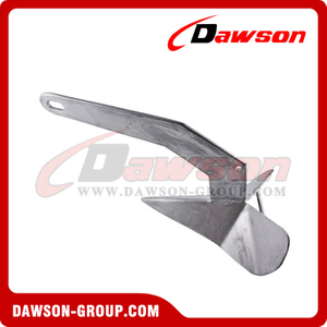 Тяжелый Duty Hot Dip Galvanized Fixed Head Plow Anchor / H.D.G.