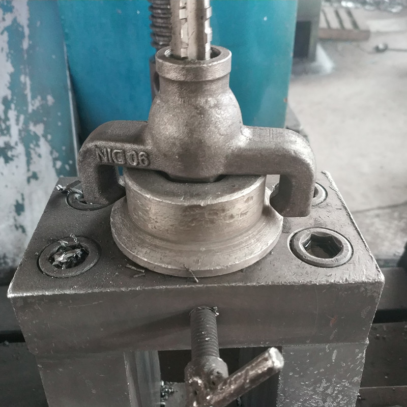Dia 130mm Forged Wing Nut Forged Anchor Nut and Plate Nut for Formwork Combination
