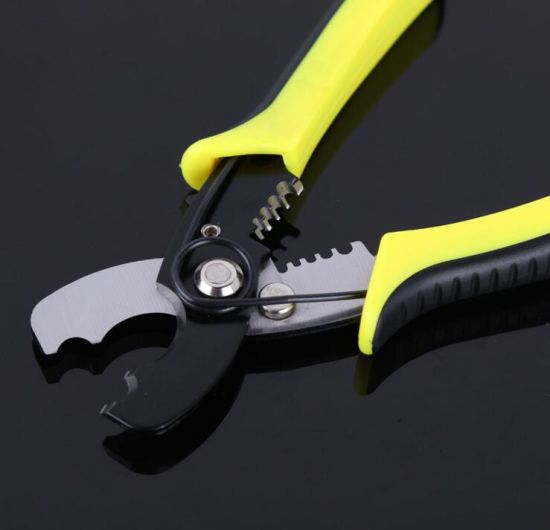Carbon Steel Insulated Wire Stripping Pliers, Wire Stripper