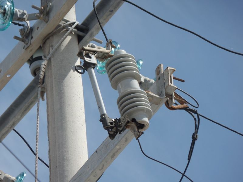 Outdoor Single Pole Fused Recloser by-Pass Switches 33kv