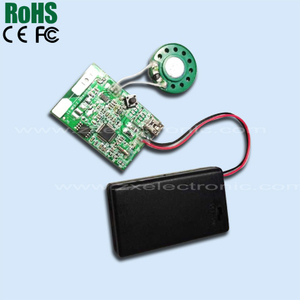 High quality Device Chip Mini Recordable Sound Module For Toy