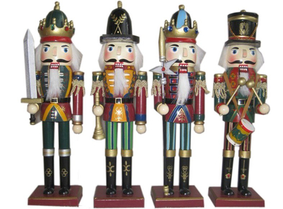 Wooden Nutcrackers