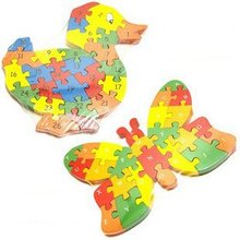Children 3D Wooden Jigsaw Puzzle Toy