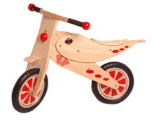 Kids Wooden Bike,wooden ride on toys