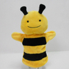 Plush Stuffed Toy Bee Hand Puppet for Kids