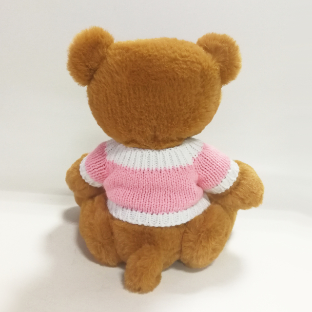 Top Selling Teddy Bear Toys with Tiger on Sweater Toys