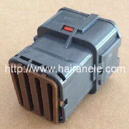 Yazaki connector housing 7222-7564-40