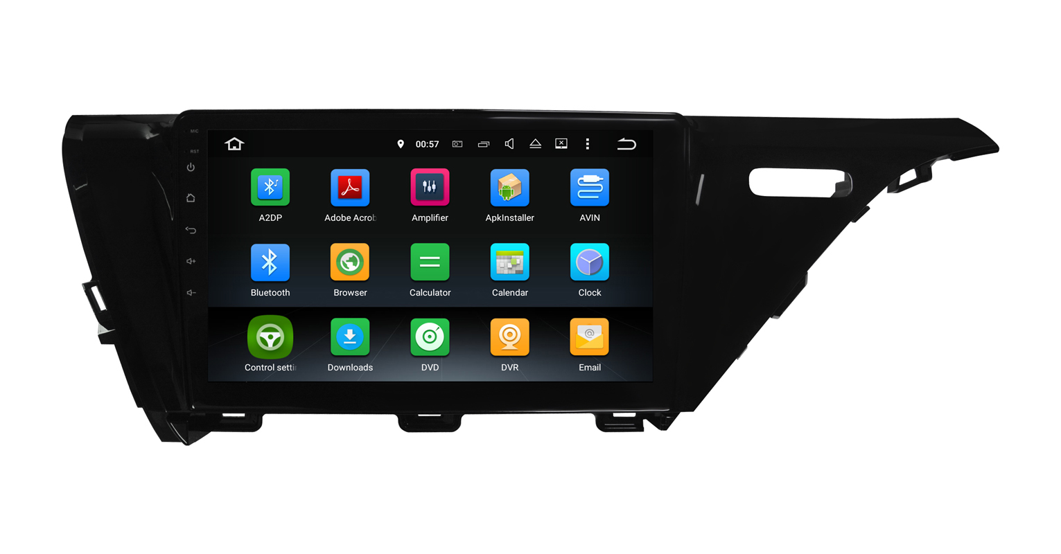 "Android 2018 Toyota Camry Car Stereos 12.5""Anti-Glare Or Anti-Glare DAB+/OBD/DVD"
