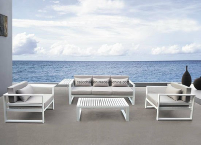 Garden Patio Wicker / Rattan Sofa Set - Outdoor Furniture (LN-3203)