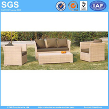 Patio Furniture Outdoor Rattan Sofa Set