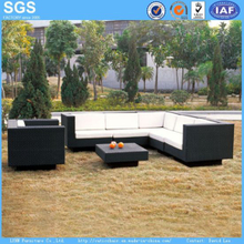 PE Rattan Furniture Garden Outdoor Sofa