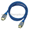 Blue Color Solid Copper HDMI DVI Cable