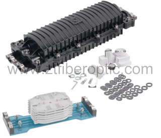 IP68 Waterproof Optical Fiber Splice Closure