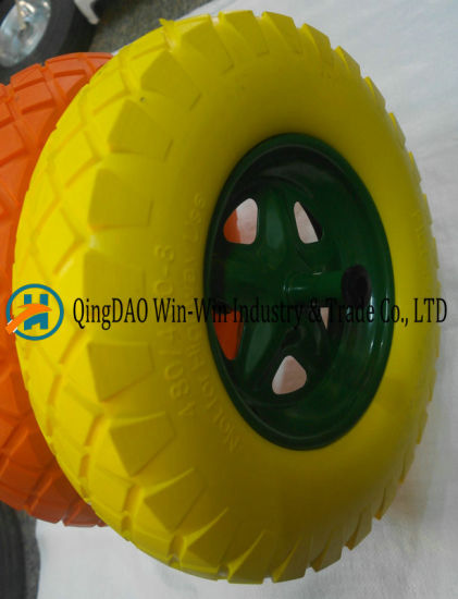 Solid PU Foam for Wagon Wheel (4.00-8/400-8)