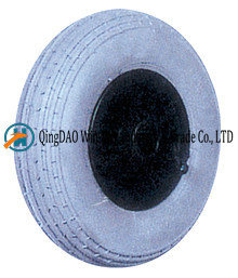 Pneumatic Rubber Wheel Used on Castor Wheel (200*50)