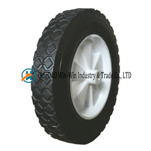 8*1.75 Solid Rubber Wheel for Generator