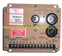 GAC ESD5500E speed controller control unit