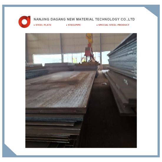 Q550d High Strength Low Carbon Steel Plates