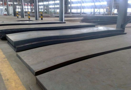 High-Strength Carbon Ship/Bridge Hot Rolled Steel Plate