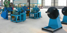 LPG Cylinder Valve Guard Ring & Foot Ring Production Line