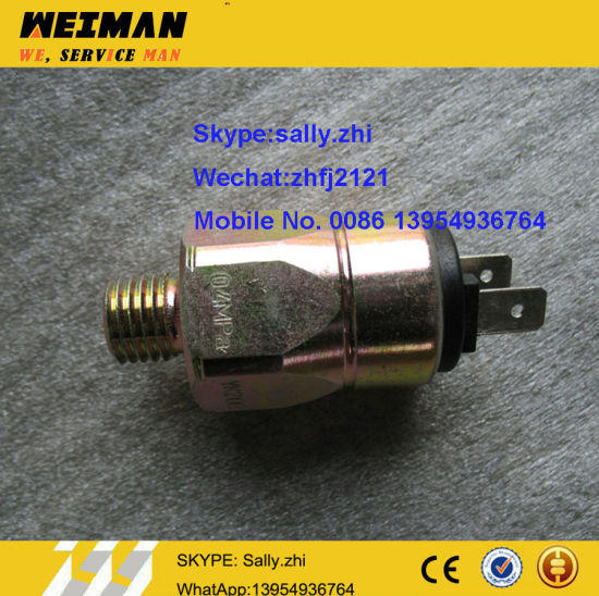 Sdlg Air Pressure Switch 4130000055 for LG936/LG956/LG958