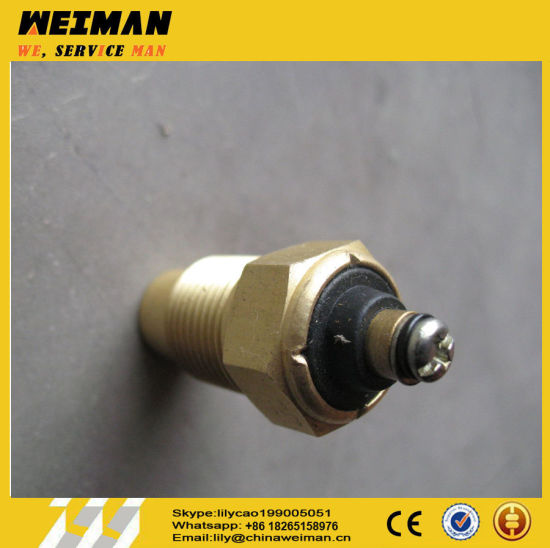 China Brand Sdlg Wheel Loader Spare Parts Temperature Sensor Wdg1371 4130000202