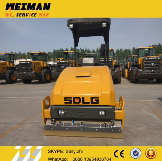 Brand New Sdlg Roller Machine Rd730