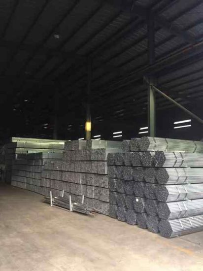 Gi Galvanized Steel Pipe BS4568
