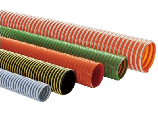 Flexible PVC Spiral Helix Suction Hose
