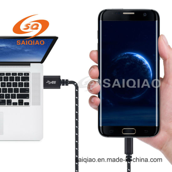 Hot-Sale Mobile Phone Type-C3.0 Charging Data Cable