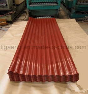 Factory Price Color Coated Steel Roofing/Wall Tile for South Africa