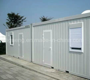 Good Heat Insulation Expandable Portable Container House Made in China