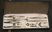 Ophthalmic Micro-Operation Surgical Instruments