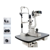 SLM-3X China Top Quality Ophthalmic Equipment Slit Lamp with Bq900 Similar Optical Center