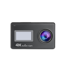 "B1+ 2.45"" IPS Touch Screen 4K Action Camera Dual Screen"