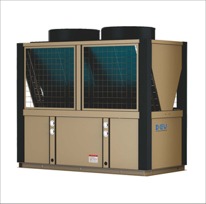 Commercial Heat Pump for Hotwater Heating 165KW