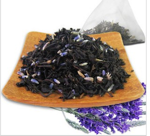 Lavender Black Tea (Flavored Tea)