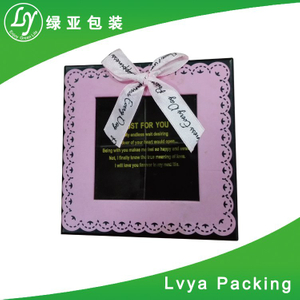 China manufacturer wholesale reusable durable paper box custom logo