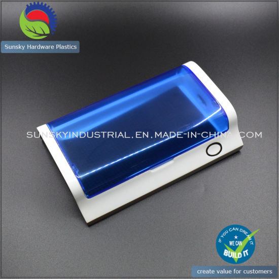 OEM Plastic Case Injection Molding for Disinfector Case (PL18047)