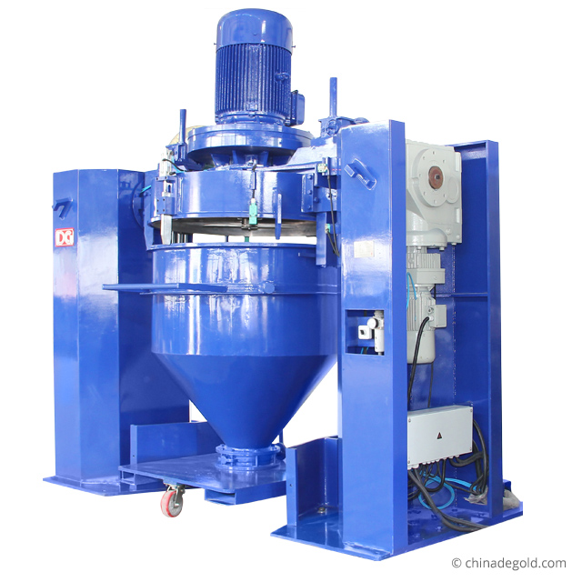 Degold CM1000 Automatic Container Mixer for Powders
