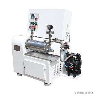 水牛闪电appZM-L系列1.4L小批量实验室珠磨机