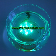 Remote controlled fish tank LED light