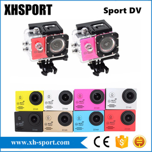 Ultra HD 4K Waterproof Sport Action Cam Ordoor Camera
