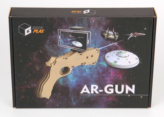 Mobile APP Ar Game Gun Controller China New Product
