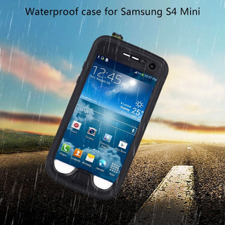 Waterproof Mobile Phone Case for Samsung Galaxy S4 Mini