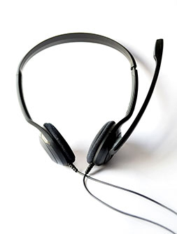 The high-end Headset 03