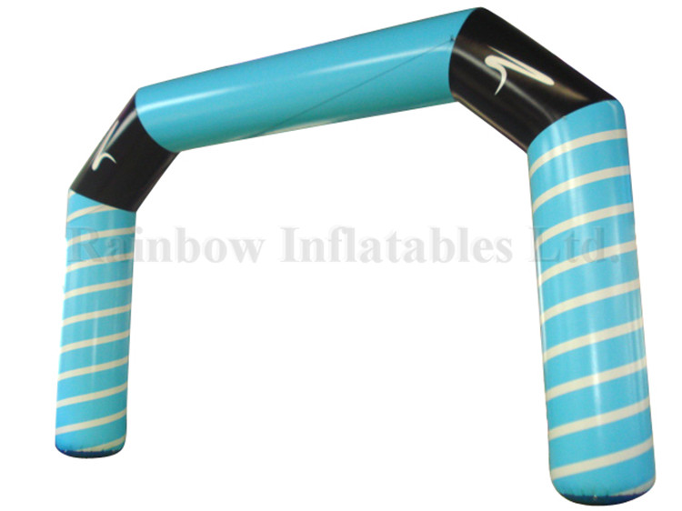 RB21013(9x6m)Inflatable Activity or Welcome Arch, Inflatable Customized Arch
