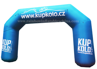 RB21027-1(9.7x6m)Inflatable Promotion Welcome Arch/ Inflatable Customized Arch